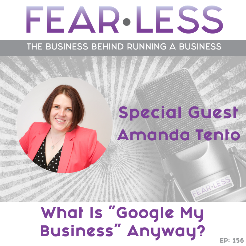 Fearless Business Podcast with Amanda Tento