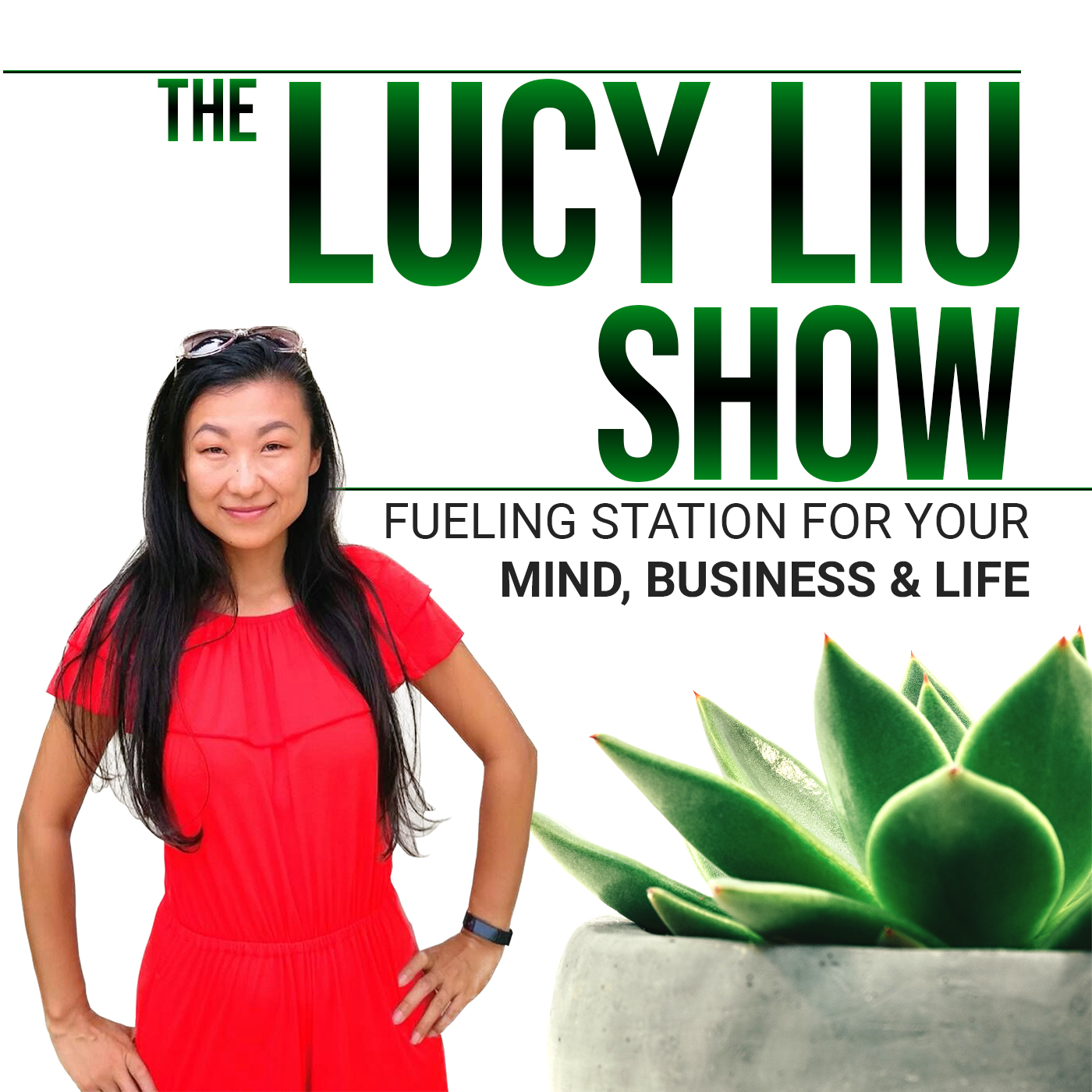 The Lucy Liu Show with Amanda Tento